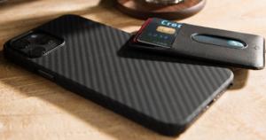 PITAKA MagEZ シリーズ登場   iPhone12 miniには軽量・薄型なアラミド繊維のケースがおすすめ